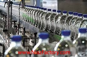 ماشین آلات خط بسته بندی آب معدنی